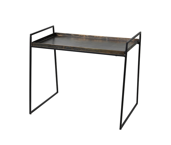 FLOWER BENCH  IRON/ALUMINIUM