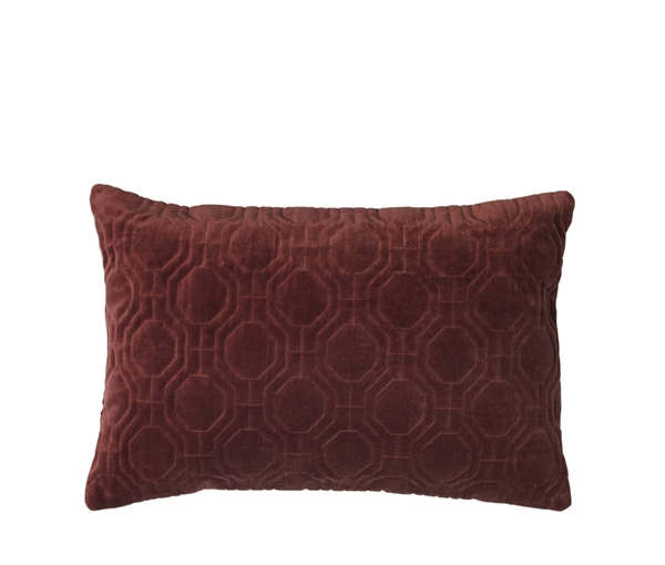 CUSHION COVER 'ALVA' COTTON/