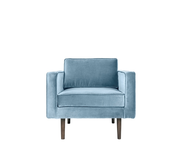 ARMCHAIR 'WIND' 100% POLYESTER