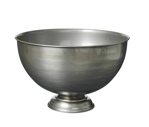 CHAMPAGNE BOWL  SS STEEL