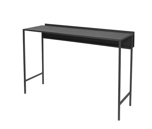 TABLE 'FREDO'  STEEL